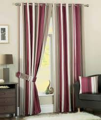 Pink Striped Curtains Grey And Pink Striped Curtains Home Design Ideas