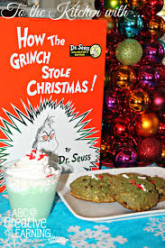 to the kitchen with how the grinch stole christmas poppins book nook