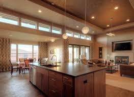 modern open floor plans modern open floor plans mid century modern by yankee barn homes