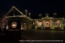 christmas outside lights decorating ideas outdoor christmas light ideas to make the season sparkle