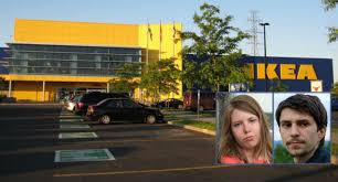 ikea parking lot couple saves money and time by breaking up in ikea parking lot