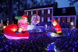 christmas lights houses near me attractive inspiration amazing christmas lights on houses to music