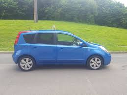 nissan note 2009 2009 nissan note 1 5 dci tekna 5dr hatchback airedale cars