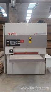 used scm sandya 7s 2006 belt sander for sale poland