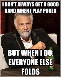 poker memes funnypokermemes instagram photos and videos