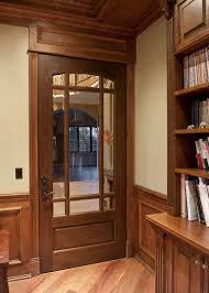 How To Build A Solid Wood Door Custom Solid Wood Interior Doors By Glenview Doors Classic