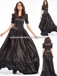 Gothic Halloween Costumes Women Black Fancy Dress Womens Gothic Medieval Queen Halloween
