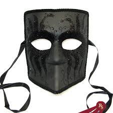 masquerade mask for men black play mask men s venetian masquerade