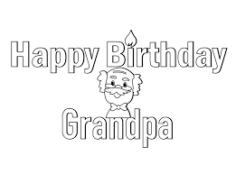 108 best happy birthday coloring pages images on pinterest