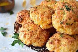 cuisine du monde facile recettes biscuits salés au cheddar et babeurre