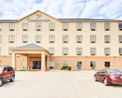 Unt Parking Map Book Comfort Inn Near Unt In Denton Hotels Com