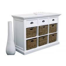 panier rangement chambre b meuble de rangement avec panier en osier maison design bahbe com