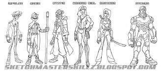 young justice coloring page free download