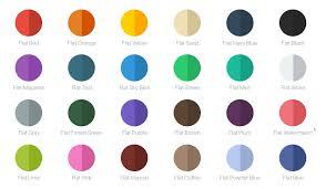 two color combinations github viccalexander chameleon color framework for swift