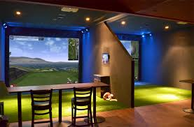 visual sports systems golf simulators multi sport simulators