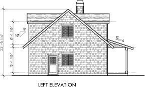 house elevation plans farmhouse plans 1 5 story house plans county house plans 10107