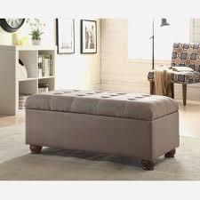 Padded Storage Bench Seagrass Storage Bench Entryway Furniture Ideas