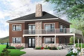 house plans with balcony house plan w3966 detail from drummondhouseplans