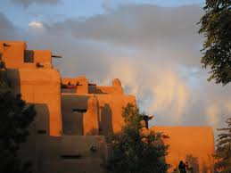 fresh pueblo style adobe architecture 3812