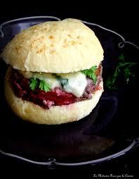 la m馘ecine passe par la cuisine hamburgers maison au roquefort la médecine passe par la cuisine
