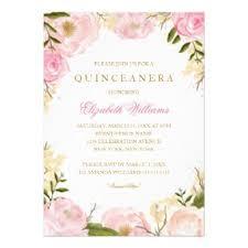 invitaciones para quinceanera quinceanera invitations beautiful and personalized quince años