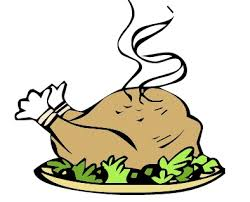 turkey dinner clipart clipartix