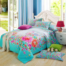 bright colorful bedding sets imposing decorating ideas goenoeng