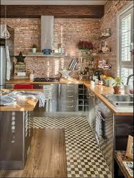 quel carrelage pour une cuisine cuisine bois quel carrelage pour cuisine en bois