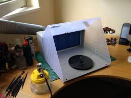 spray booth extractor fan review portable airbrushing spray booth extractor e420 tale of