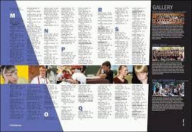 yearbook websites yearbook index design make it interesting and informative