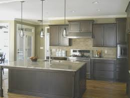 kitchen simple light grey cabinets in kitchen home decor