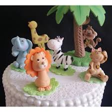 safari cake toppers lion birthday decorations jungle safari cake toppers lion baby