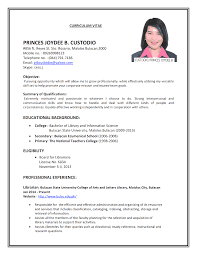 resume templates for job applications simply free sle resume for job application objective job