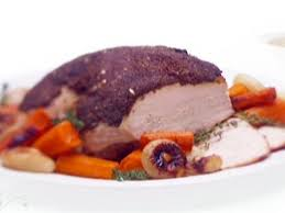 spiced turkey breast recipe giada de laurentiis food network