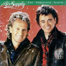 christmas photo album air supply the christmas album arista records al8528