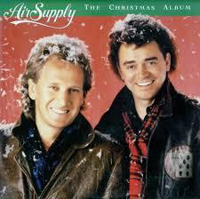christmas photo album air supply the christmas album arista records al8528