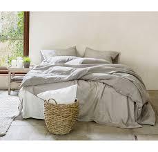 natural linen comforter 100 linen duvet cover rough linen natural minimalist bedding