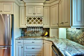 Cream Kitchen Cabinets With Glaze Kitchen Cabinets Cream With Glaze U2013 Quicua Com