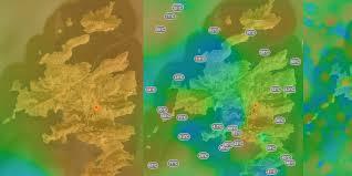 Map Javascript Temperature Map Gl Js U2013 Minimalist Pure Javascript Heat Map