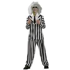 party city halloween costumes boys beetlejuice teen costume buycostumes com