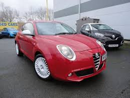 alfa romeo mito with leather interior local classifieds buy and