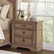 ashby woods aged birch nightstand nightstands bedroom
