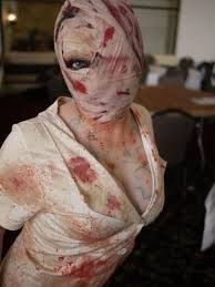Silent Hill Nurse Halloween Costume Silent Hill Nurse Costume Realdaguru Photography