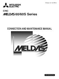 mitsubishi electric logo cnc meldas 60 60s electrical connector input output