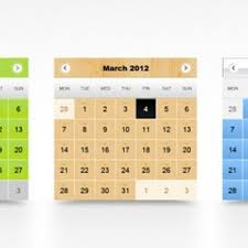 calendars psd 70 free psd files