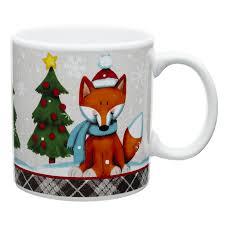 hd whimsey fox mug walmart com