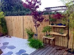 bamboo privacy fence ideas u2014 best home decor ideas