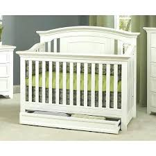 Baby Cache Convertible Crib Baby Cache Harbor 4 In 1 Convertible Crib White Black And