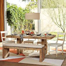 emmerson reclaimed wood dining table 72 pine west elm ashleys