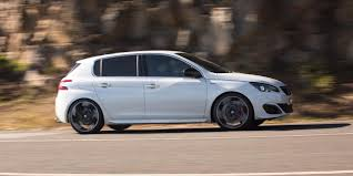 peugeot 308 gti white peugeot 308 gti photos photogallery with 115 pics carsbase com